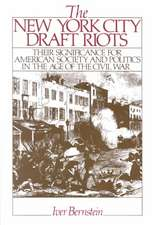 The New York City Draft Riots