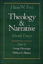 Theology and Narrative: Selected Essays