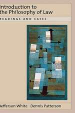 Introduction to the Philosophy of Law: Readings and Cases