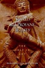 Sacred and Profane Beauty