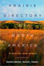 Prairie Directory of North America: The United States, Canada, and Mexico