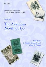The American Novel to 1870:  The American Novel 1879-1940