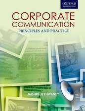 Corporate Communications: Corporate Communications: Principles and Practices