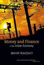 Money and Finance in the Indian Economy