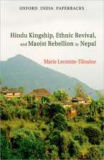 Hindu Kingship, Ethnic Revival, and Maoist Rebellion in Nepal:  Tales to Remember P
