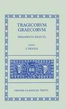 Tragicorum Graecorum Fragmenta Selecta