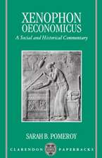 Oeconomicus: A Social and Historical Commentary, with a New English Translation