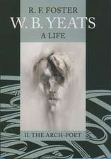 W.B. Yeats:  The Arch-Poet 1915-1939