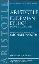 Eudemian Ethics Books I, II, and VIII