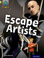Project X Origins: Lime Book Band, Oxford Level 11: Trapped: Escape Artists