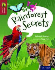 Oxford Reading Tree TreeTops inFact: Level 15: Rainforest Secrets