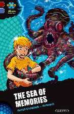 Project X Alien Adventures: Dark Red Book Band, Oxford Level 17: The Sea of Memories