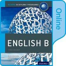 IB English B Online Course Book: Oxford IB Diploma Programme