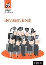Nelson Spelling Revision Book Pack of 10