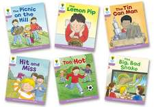 Oxford Reading Tree Biff, Chip and Kipper Stories Decode and Develop: Level 1+: Level 1+ More B Decode and Develop Pack of 6