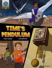 Project X Origins Graphic Texts: Dark Red Book Band, Oxford Level 18: Time's Pendulum