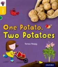 Oxford Reading Tree inFact: Oxford Level 5: One Potato, Two Potatoes