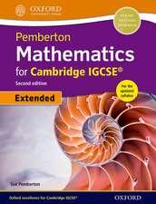 Pemberton Mathematics for Cambridge IGCSE® Student Book