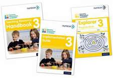 Numicon: Geometry, Measurement and Statistics 3 Easy Buy Pack