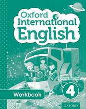 Oxford International Primary English Student Workbook 4