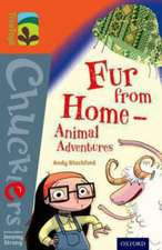 Oxford Reading Tree TreeTops Chucklers: Level 13: Fur from Home  Animal Adventures