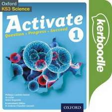 Activate: 11-14 (Key Stage 3): Activate 1 Kerboodle Book