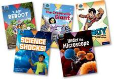 Project X Origins: Grey Book Band, Oxford Level 13: Shocking Science: Mixed Pack of 5