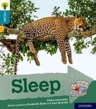 Oxford Reading Tree Explore with Biff, Chip and Kipper: Oxford Level 9: Sleep