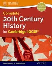 Complete 20th Century History for Cambridge IGCSE®