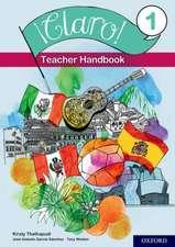 ¡Claro! 1 Teacher Handbook