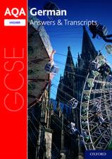 AQA GCSE German Higher Answers & Transcripts