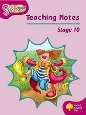 Oxford Reading Tree: Level 10: Snapdragons: Teaching Notes