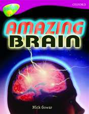 Oxford Reading Tree: Level 10A: TreeTops More Non-Fiction: Amazing Brain
