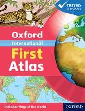 Oxford International First Atlas (2011)