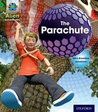 Project X: Alien Adventures: Green: The Parachute