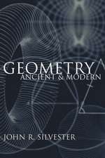 Geometry Ancient and Modern