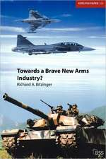 Towards a Brave New Arms Industry?:  An International Perspective