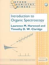 Introduction to Organic Spectroscopy