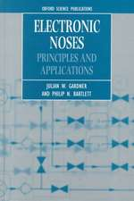 Electronic Noses: Principles and Applications
