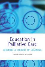 Education in Palliative Care