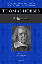 Thomas Hobbes: Behemoth