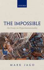 The Impossible: An Essay on Hyperintensionality