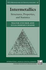 Intermetallics: Structures, Properties, and Statistics