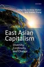 East Asian Capitalism