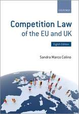 Competition Law of the EU and UK