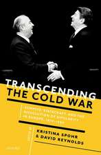 Transcending the Cold War: Summits, Statecraft, and the Dissolution of Bipolarity in Europe, 1970–1990