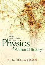 Physics: a short history from quintessence to quarks
