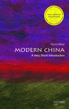 Modern China: A Very Short Introduction