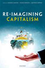 Re-Imagining Capitalism