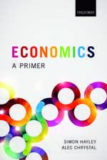 Economics: A Primer